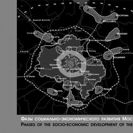 Фазы социально-экономического развития Московского региона