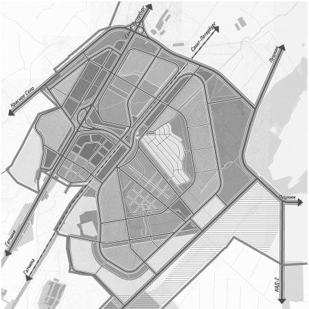 Функциональное зонирование территории