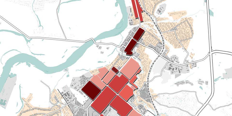 Развитие жилых районов