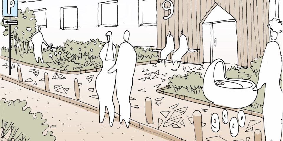 Образ развития. Трансформация двора силами жителей
