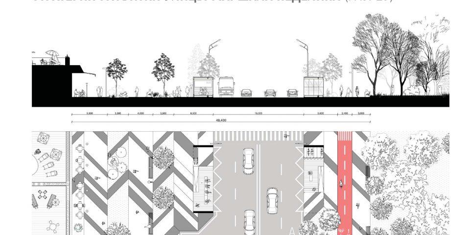Стратегия развития улицы Маршала Неделина