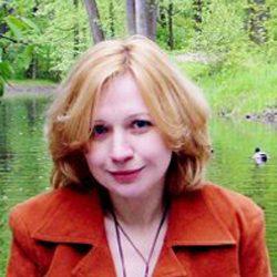 Марина Протасовская (Главный инженер-картограф)