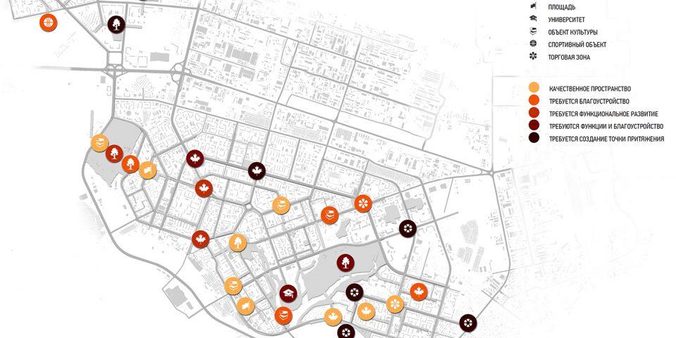 Аналитика общественных пространств